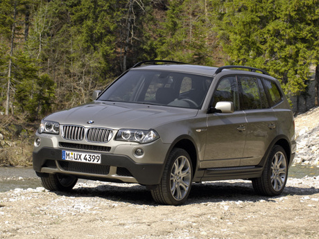 Bmw x3 paris