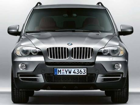 Bmw x5 security front