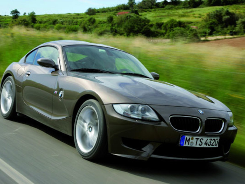 bmw z4 coup und m version auto. Black Bedroom Furniture Sets. Home Design Ideas