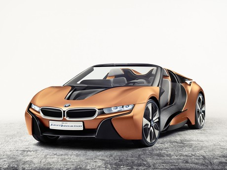 Ces 2016 bmw zeigt i vision future interaction 001