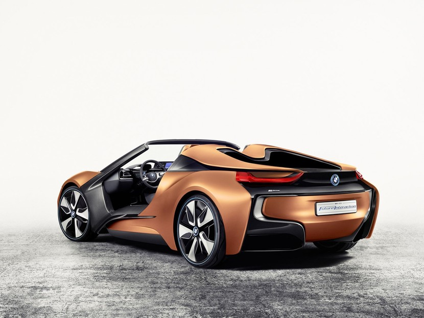 Ces 2016 bmw zeigt i vision future interaction 003