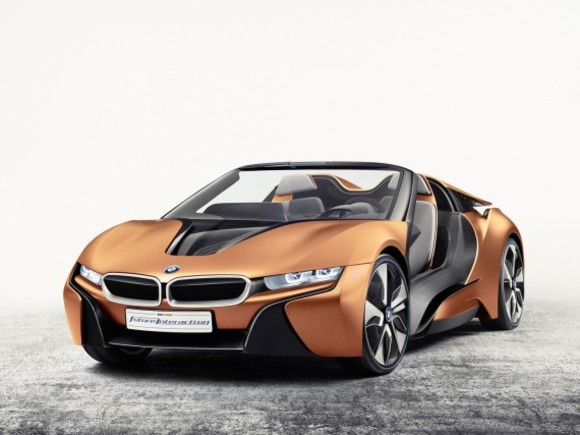 CES 2016: BMW zeigt i Vision Future Interaction