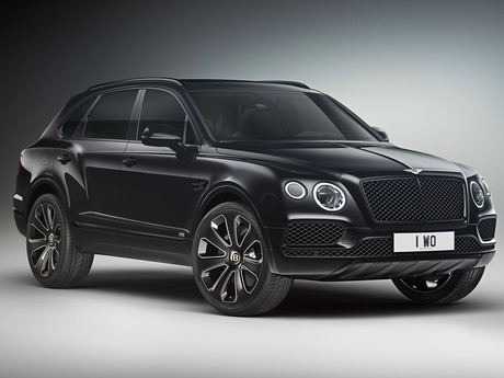 Bentley bentayga design series 001