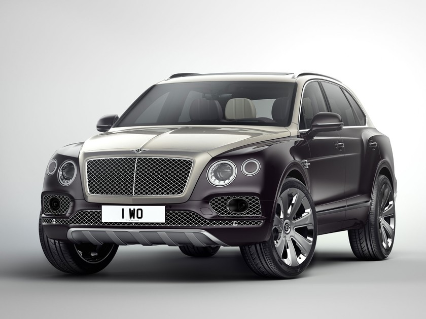 Luxus-SUV: Bentley Bentayga Mulliner ::: auto-motor.at :::
