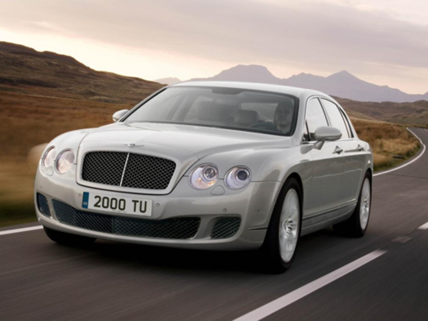 Bentley continental flying spur speed 2