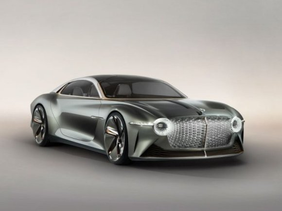 Bentley Continental GT im Jahr 2035