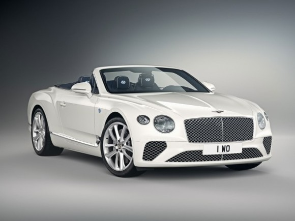 Streng limitiert: Bentley Continental GT Bavaria Edition