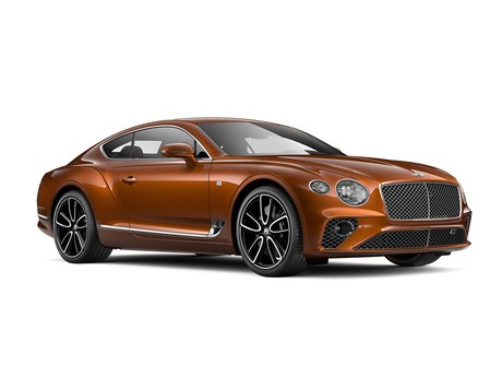Bentley continental gt first edition 001