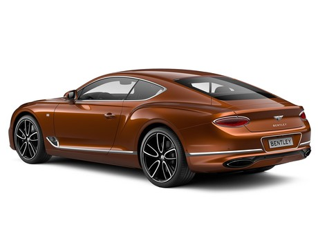 Bentley continental gt first edition 002