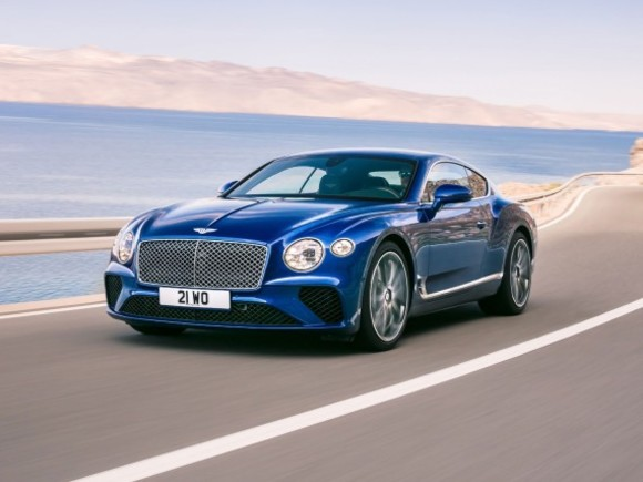 Der neue Bentley Continental GT