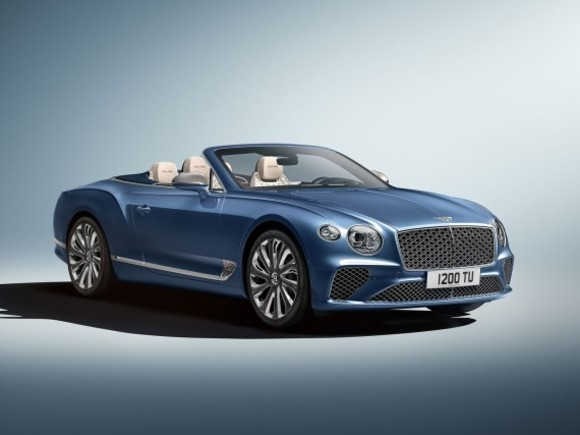 Neu: Bentley Continental GT Mulliner Convertible