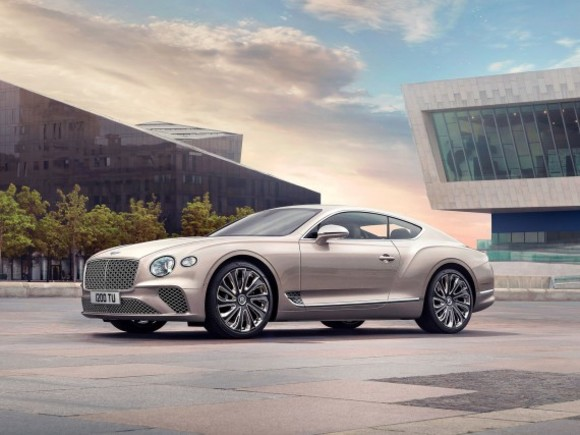 Der neue Bentley Continental GT Mulliner