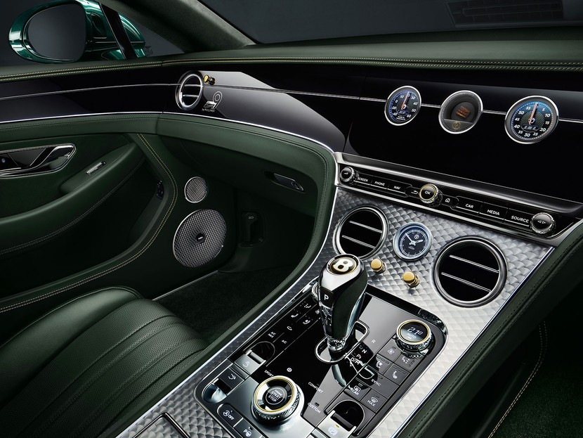Bentley continental gt number 9 edition 002