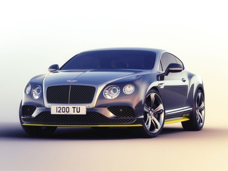 Limited edition von bentley 001