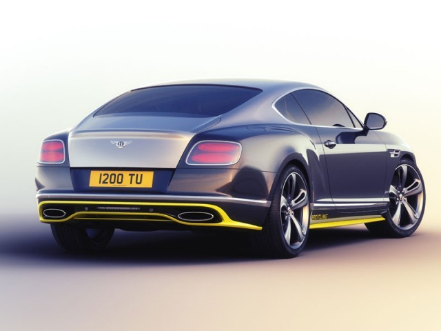 Limited edition von bentley 002