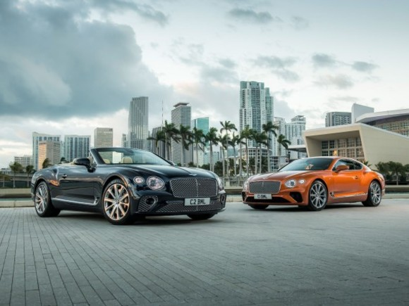 Der neue Bentley Continental GT V8