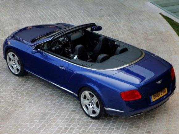 Bentley Continental GTC W12