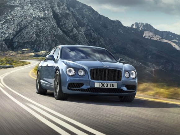 Neu: Bentley Flying Spur W12 S