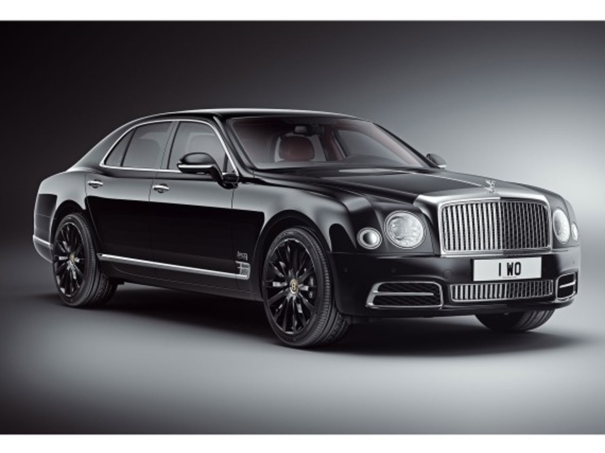 Limited Edition: Bentley Mulsanne W.O Edition by Mulliner