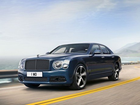Bentley mulsanne 6.75 edition 001
