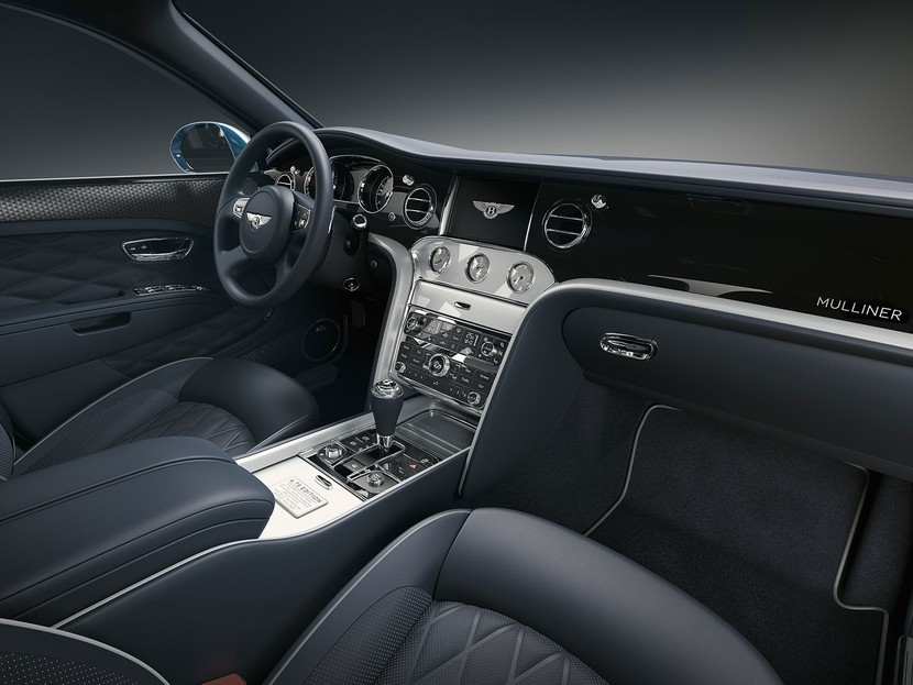 Bentley mulsanne 6.75 edition 003