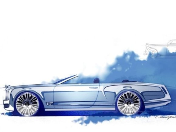 Bentley Mulsanne Cabrio