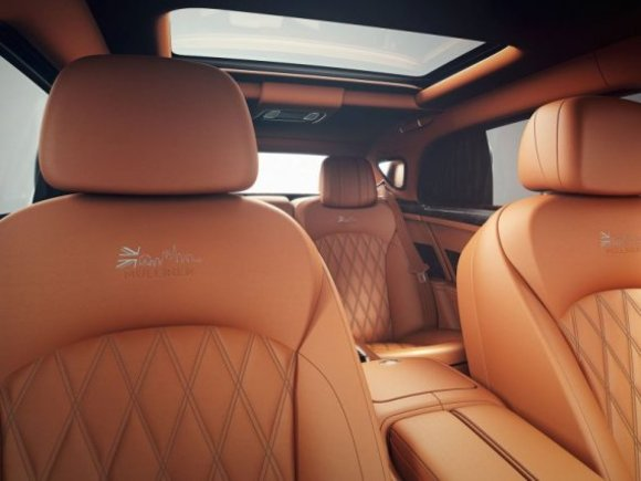 Bentley Mulsanne Limited Edition für China