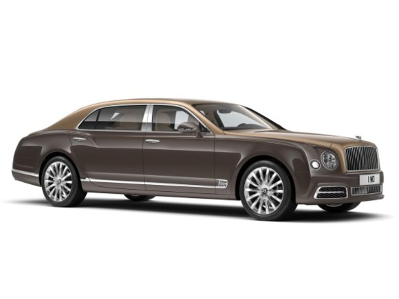 Neu: Bentley Mulsanne First Edition
