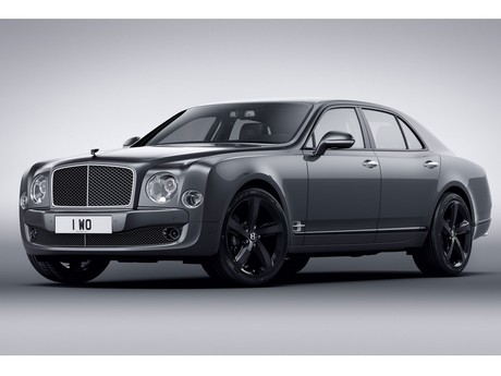 Streng limitiert bentley mulsanne speed beluga edition 001