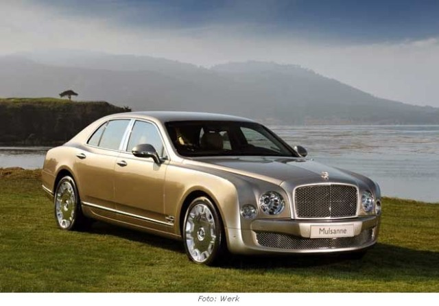 was kostet ein bentley mulsanne auto. Black Bedroom Furniture Sets. Home Design Ideas