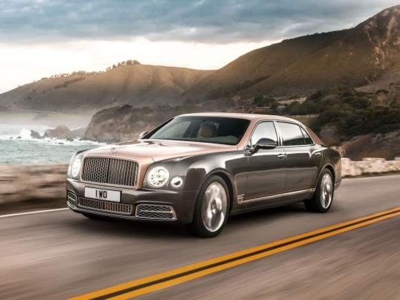Bentley mit vielen Highlights in Pebble Beach