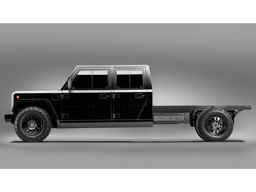 Bollinger b2 chassis cab 002