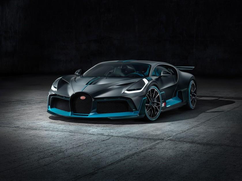 Neue Bugatti