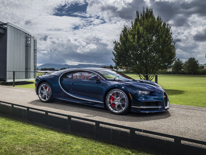 Bugatti monterey car week 001