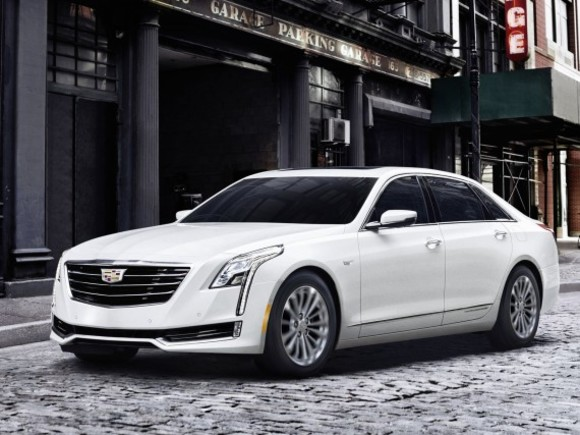 335 PS Systemleistung: Cadillac CT6 Plug-in-Hybrid