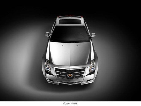 Cadillac cts coupe 2