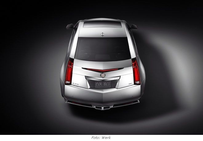 Cadillac cts coupe 3