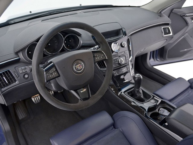 Cadillac bringt zwei limited edition modelle vom cts 003