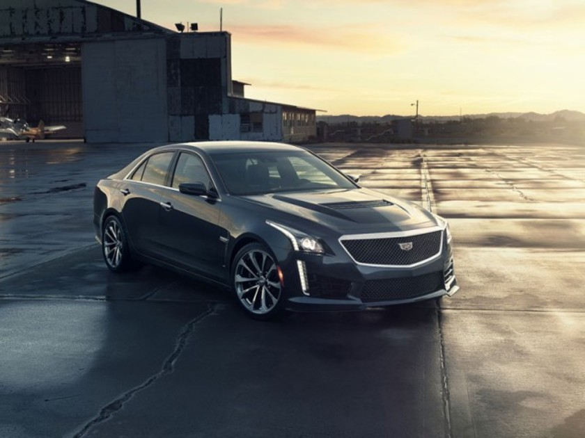 Premiere fuer cadillac cts v 001
