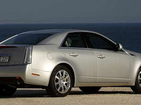 Cadillac cts seite