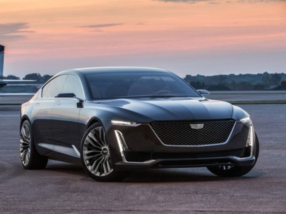 Premiere in Pebble Beach: Cadillac Escala Concept