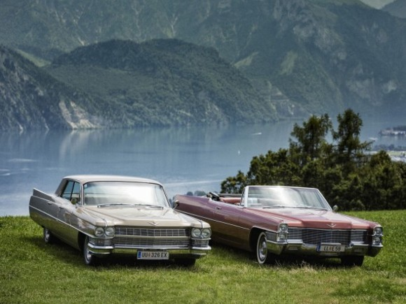 11. Cadillac BIG Meet in Kremsmünster