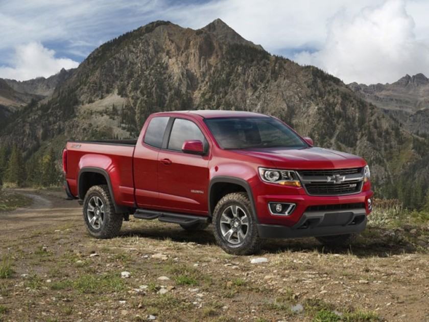 Neu chevrolet colorado z71 trail boss edition 001