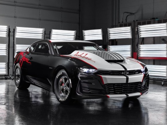 Chevrolet COPO Camaro John Force Edition