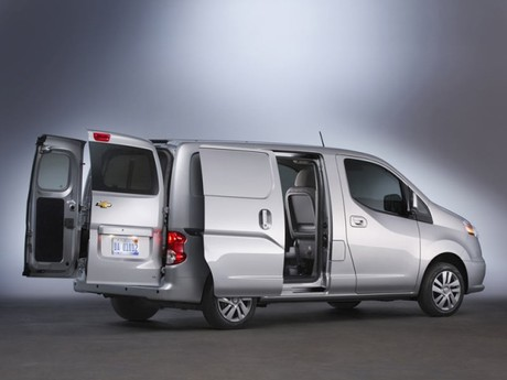 Chevrolet city express startet fruehling 002