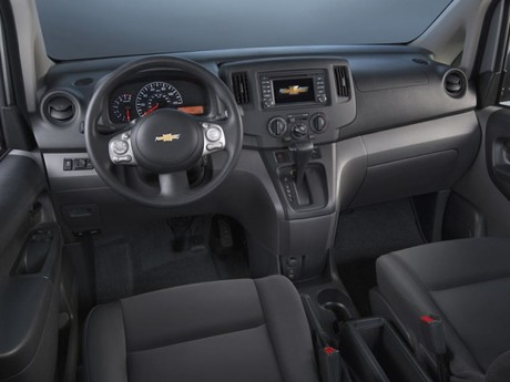 Chevrolet city express startet fruehling 003