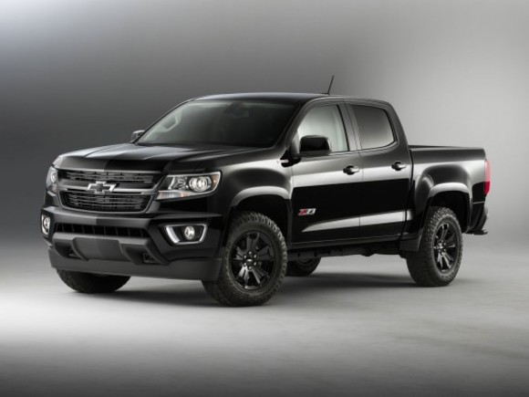 Neue Chevrolet Midnight Edition-Modelle