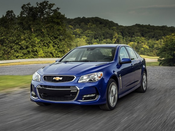 Facelift fuer chevrolet ss 001