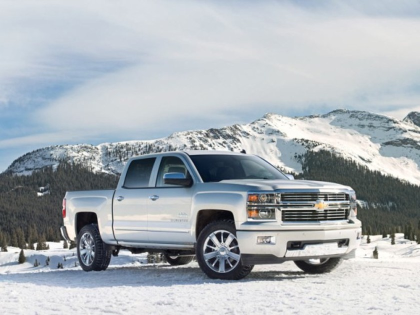 Sondermodell chevrolet silverado high country 001