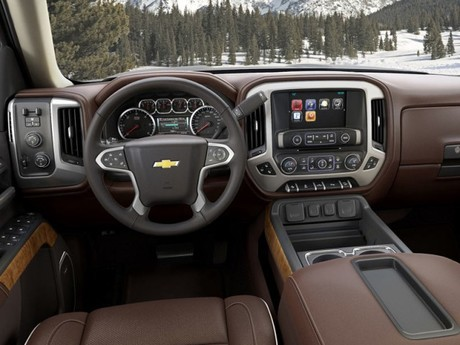 Sondermodell chevrolet silverado high country 002